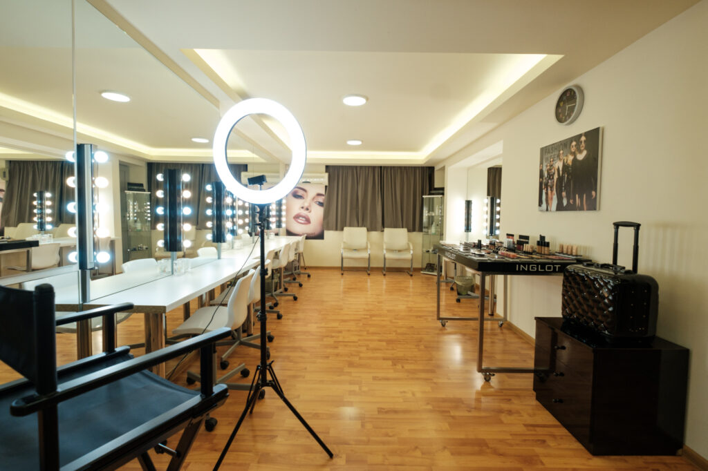 Αίθουσα Makeup